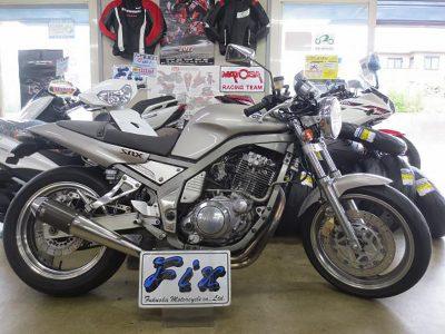 ヤマハ SRX400カスタム